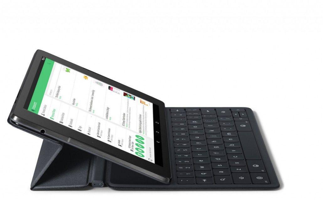 htc nexus 9 con tastiera