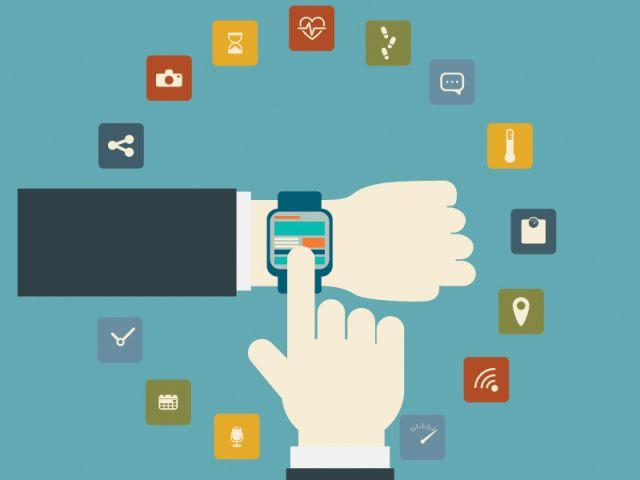 smartwatch dispositivo indossabile