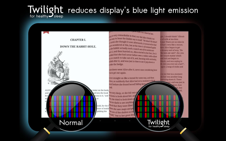 twilight android migliori app per dormire meglio
