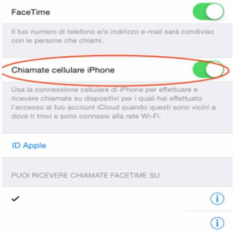 Telefonate iPhone come effettuarle e come riceverle su Mac