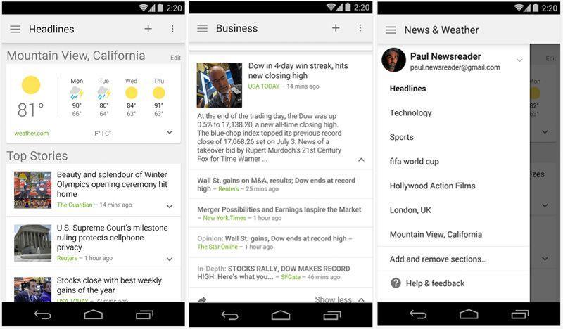 material-design-google-news-meteo