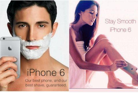 Hairgate iPhone 6