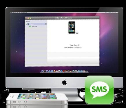 Inviare messaggi da Mac mediante iPhone