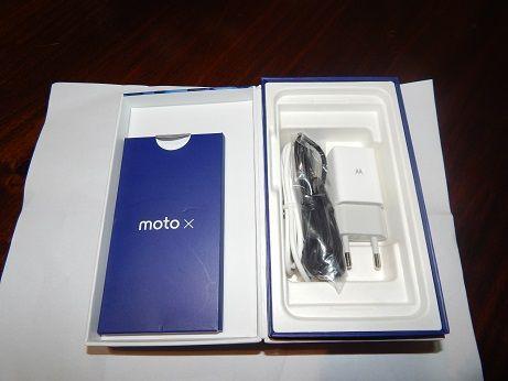 Motorola moto x 2014 confezione
