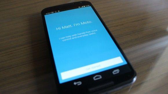 Motorola moto x 2014 software