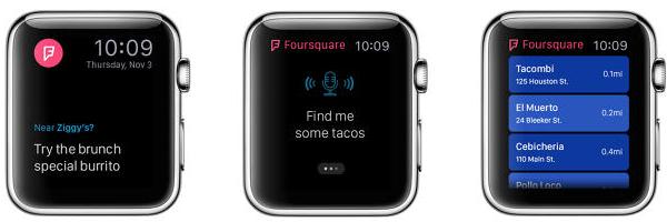 Apple-Watch-Foursquare