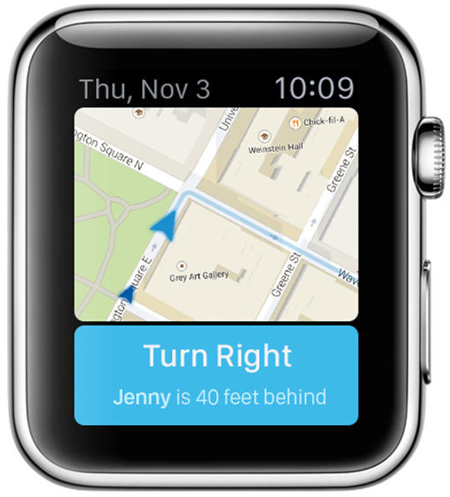 Apple-Watch-Google-Maps