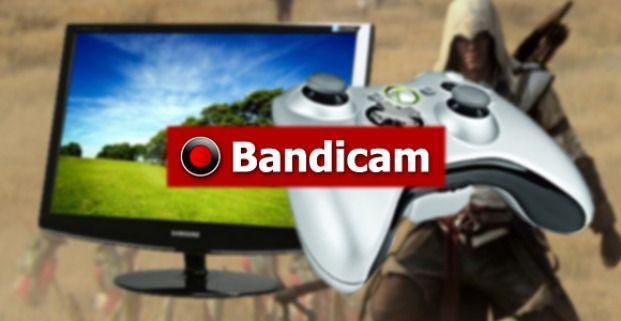 Come registrare le partite dei videogiochi Bandicam