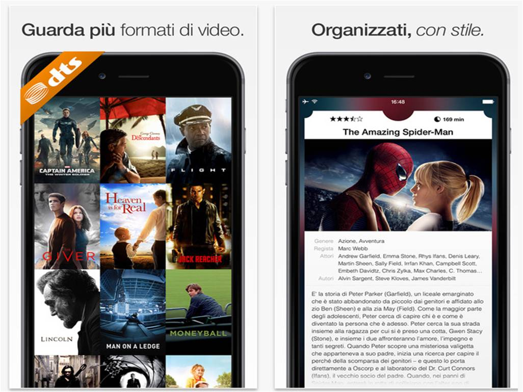 Infuse come vedereDivx su iPad
