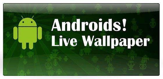 Sfondi Animati Android