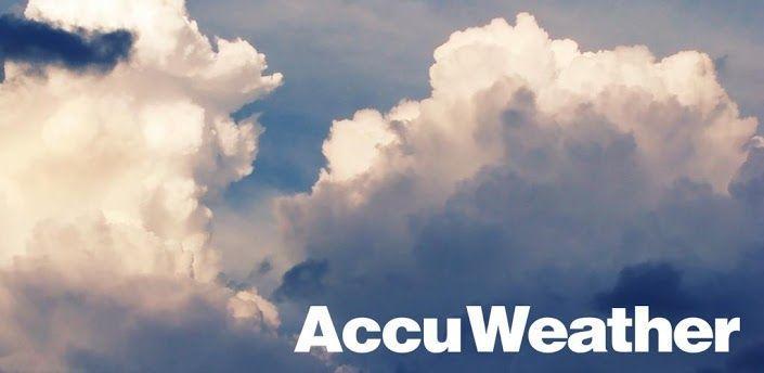 migliori app meteo per android AccuWeather