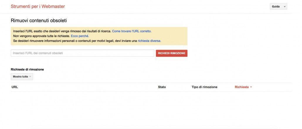 rimozione-link-google