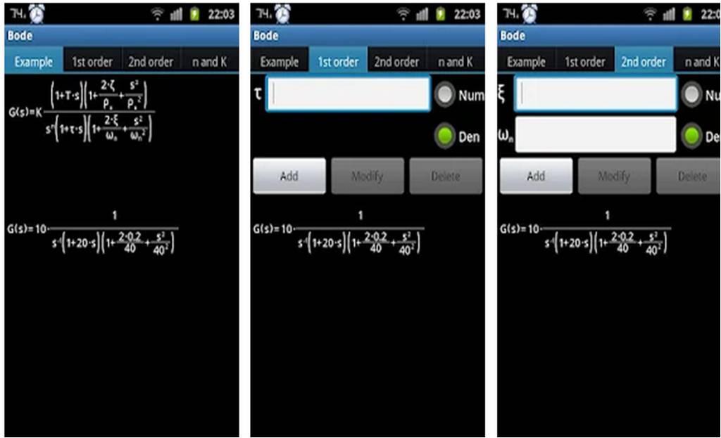 AndroBode creare diagrammi Android