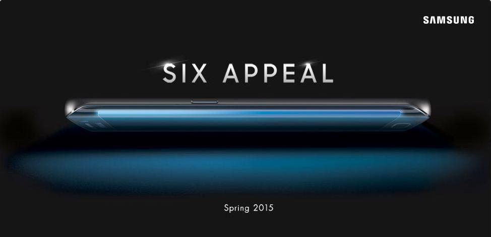 galaxy s6 - six appeal