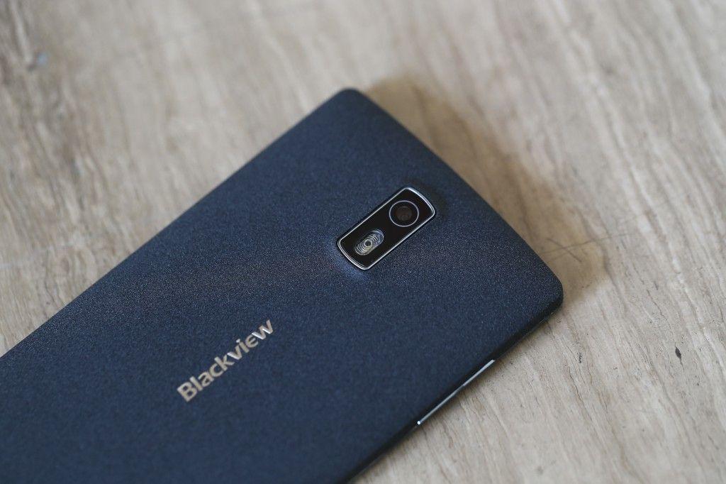 Blackview Breeze V2 retro fotocamera