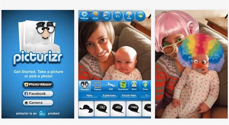 Picturizr migliori applicazioni per rimpicciolire foto su Android
