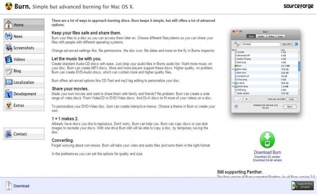 Come masterizzare DVD su Mac con Burn