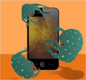 Come pulire lo smartphone, allontanando la minaccia di batteri e polvere