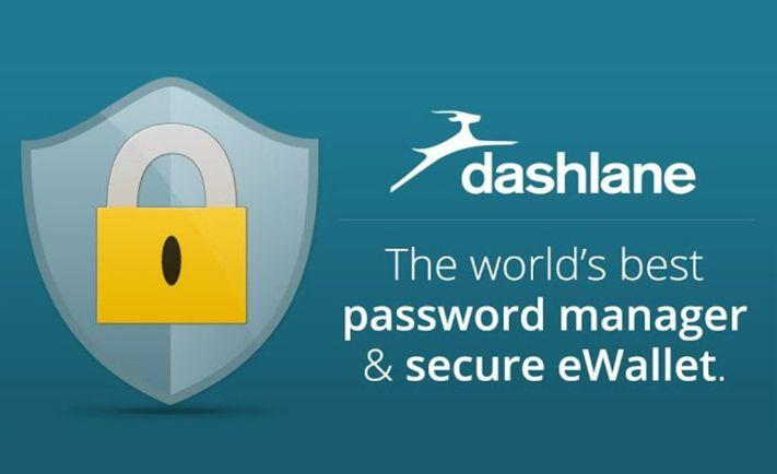 Dashlane gestori di password