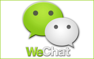 migliori alternative a whatsapp - wechat