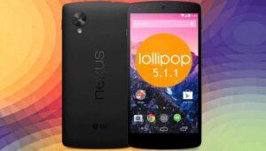 android 5.1.1 arriva su nexus 7 e nexus 9