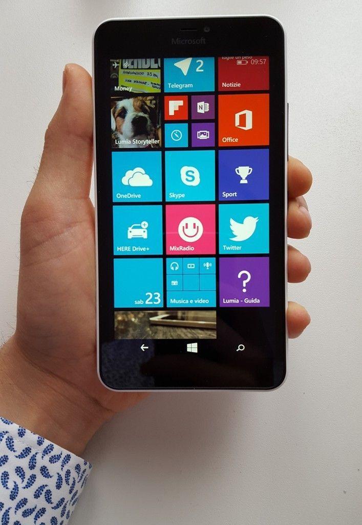 lumia 640 xl recensione