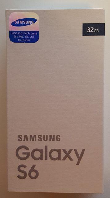 samsung galaxy s6 recensione - confezione