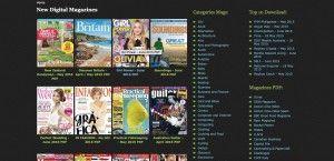 Storemags è un sito dedicato a riviste e quotidiani in lingua inglese