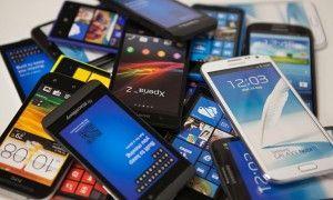 Vendite di smartphone in Cina