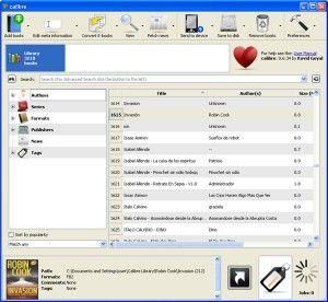 Come aprire file ePub sul pc con Calibre
