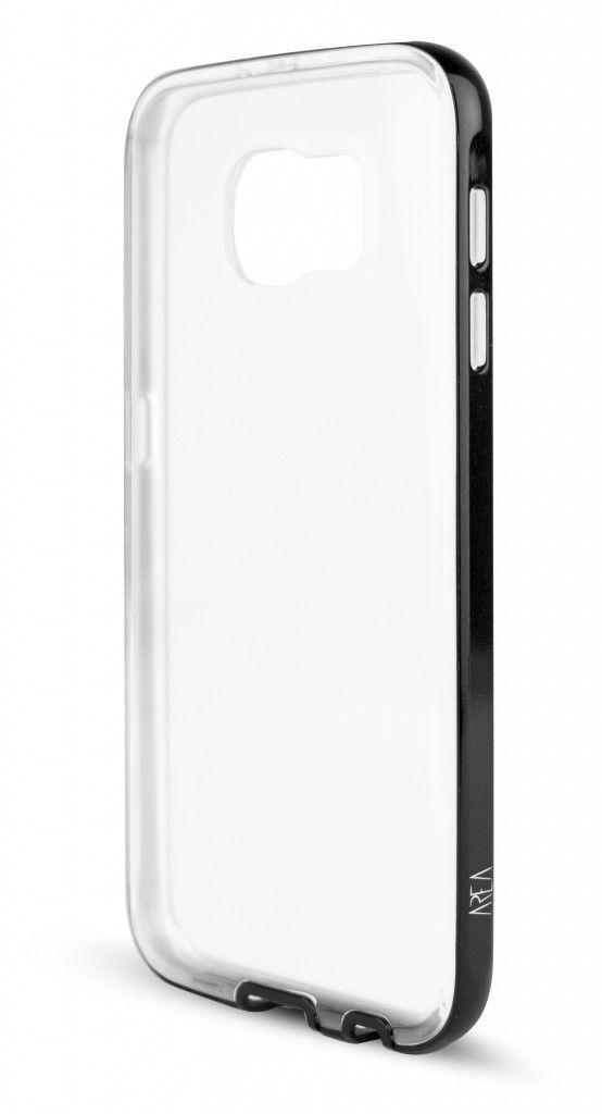 Crystal Bumper DUO Area per Galaxy S6 BLACK