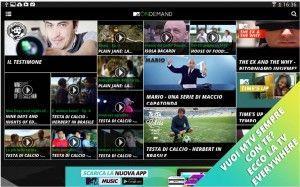 MTV On Demand applicazioni per guardare la tv su Android