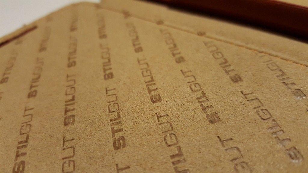 StilGut Book Type per Galaxy S6 dettaglio