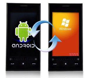 Come trasferire contatti da Windows Phone ad Android