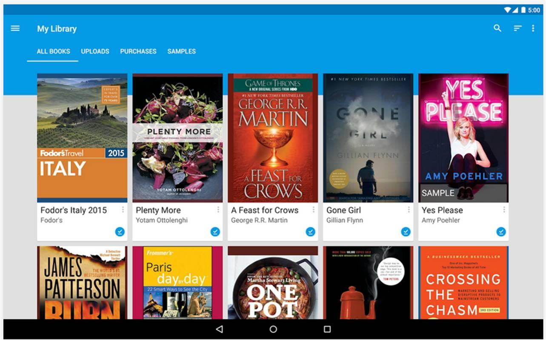 Le migliori app per scaricare libri gratis su smartphone e tablet Android