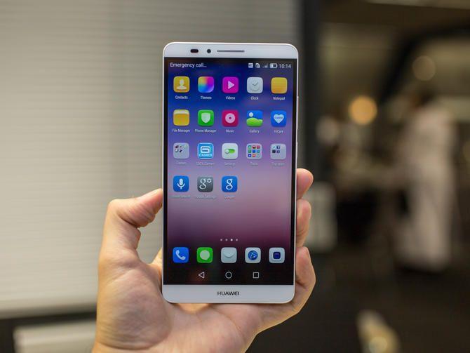 Huawei presenta Mate 8 al CES 2016: ecco tutte le specifiche tecniche!