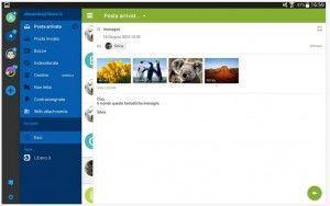 Libero Mail su Android