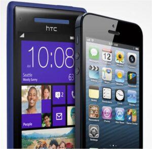 come spostare contatti da Windows Phone a iPhone