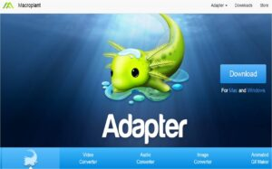 Come convertire MKV in AVI su Mac con Adapter