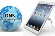 come cambiare DNS su iPad