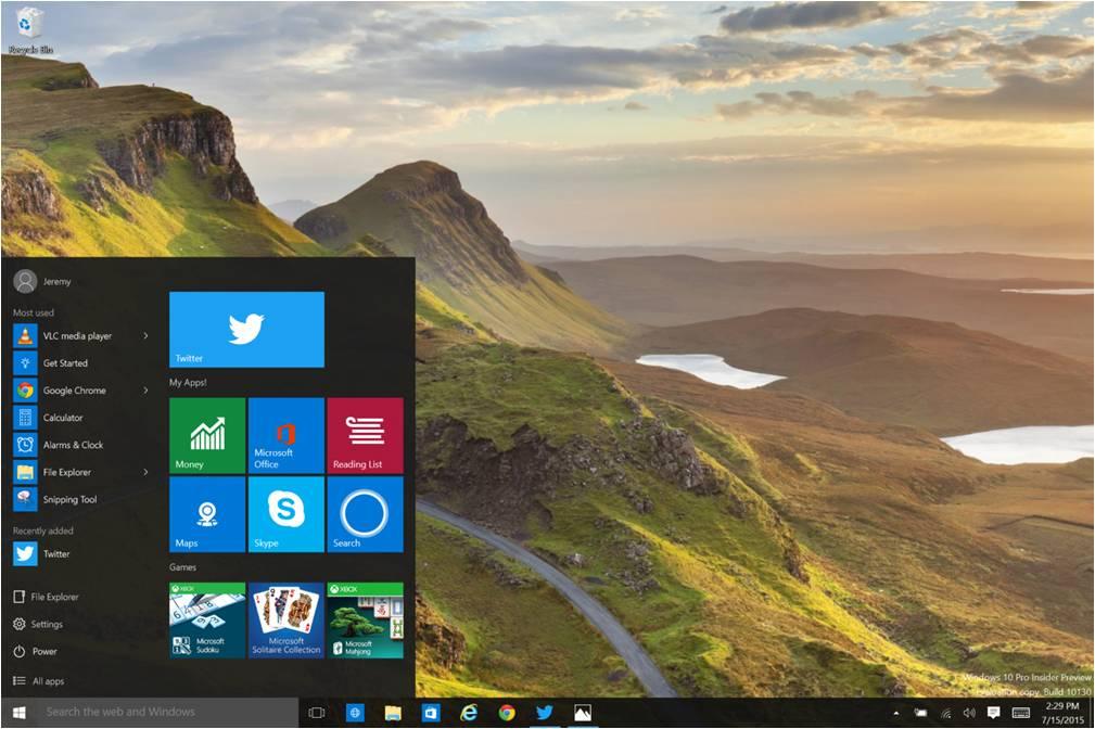 come rimuovere applicazioni programmi nativi Windows 10