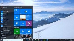 Centro di Notifiche Windows 10