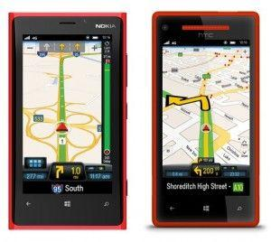 CoPilot GPS migliori navigatori satellitarisu Windows Phone