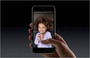 Live Photos iPhone 6S