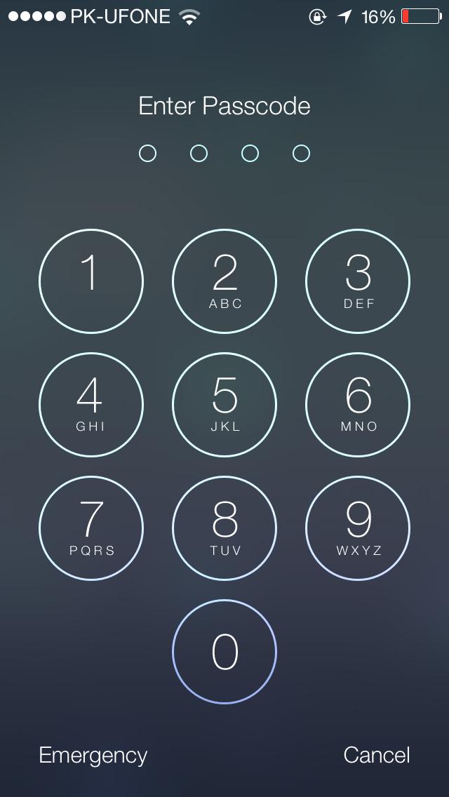 Passcode-iOS-9