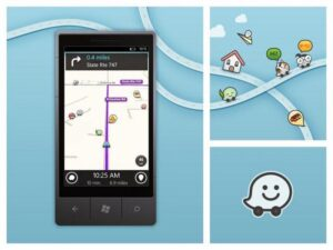 Waze migliori navigatori satellitarisu Windows Phone