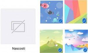 come nascondere foto su iOS 9