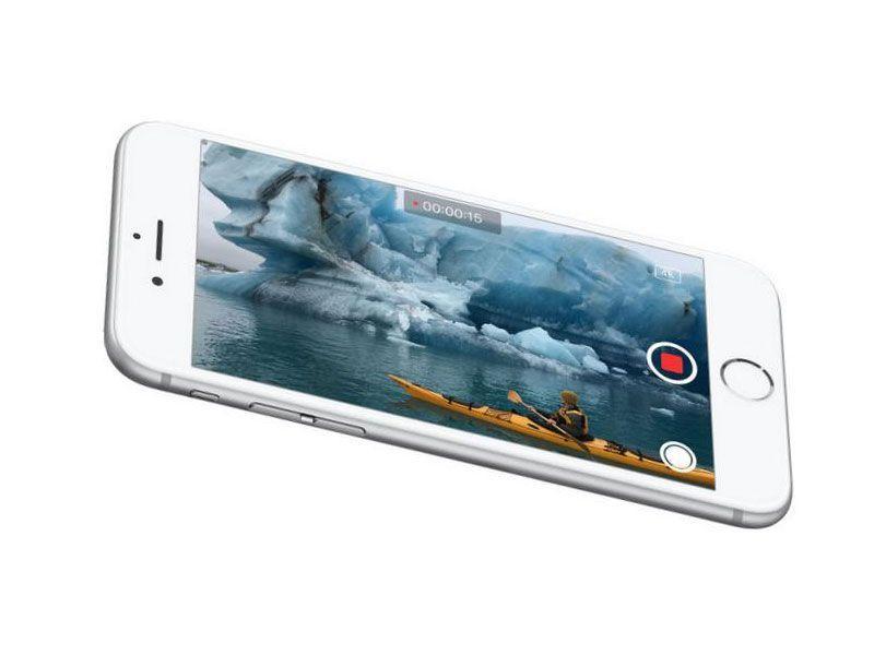 iPhone 6S fotocamera video 4k