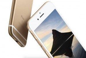 iPhone 6S materiali