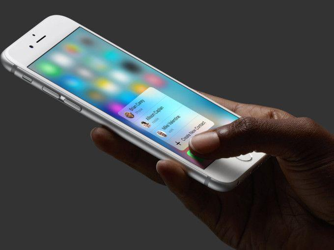 Force Touch 3D